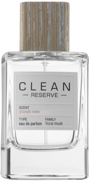 Clean Reserve Blonde Rose