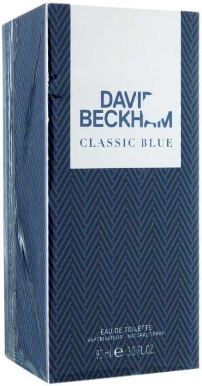 David & Victoria Beckham Classic Blue