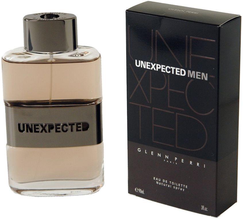 Geparlys Glenn Perri Unexpected Men