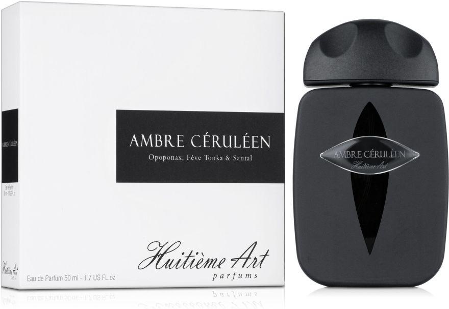 Huitieme Art Parfums Ambre Ceruleen
