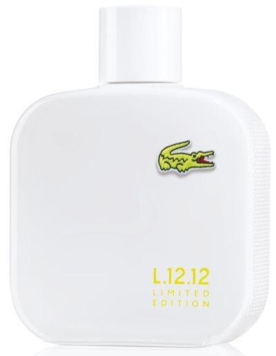 Lacoste Eau De L.12.12 Blanc Limited Edition