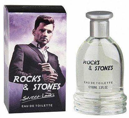 Street Looks Rocks & Stones