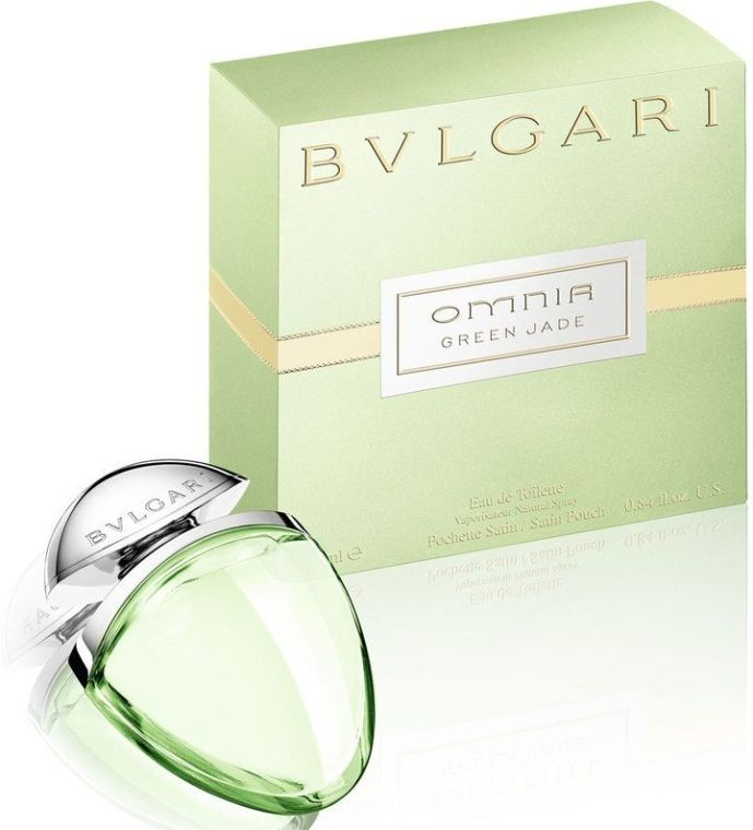 Bvlgari Omnia Green Jade Jewel Charm