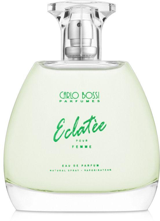 Carlo Bossi Eclatee Green