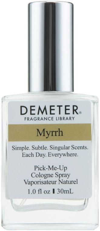 Demeter Fragrance Myrrh