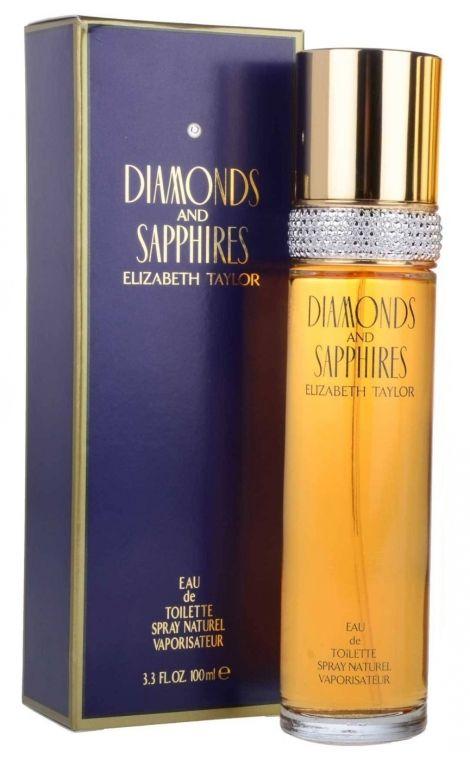 Elizabeth Taylor Diamonds&Sapphires