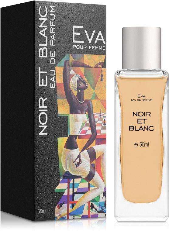 Eva Cosmetics Noir et Blanc