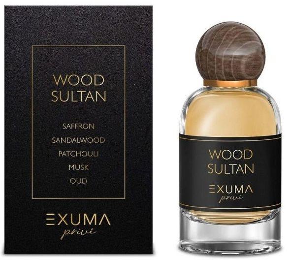 Exuma Wood Sultan