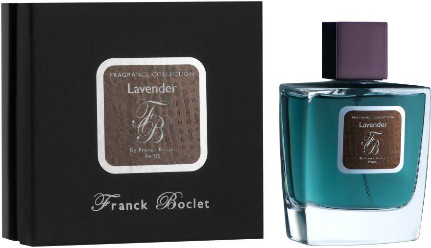 Franck Boclet Lavender