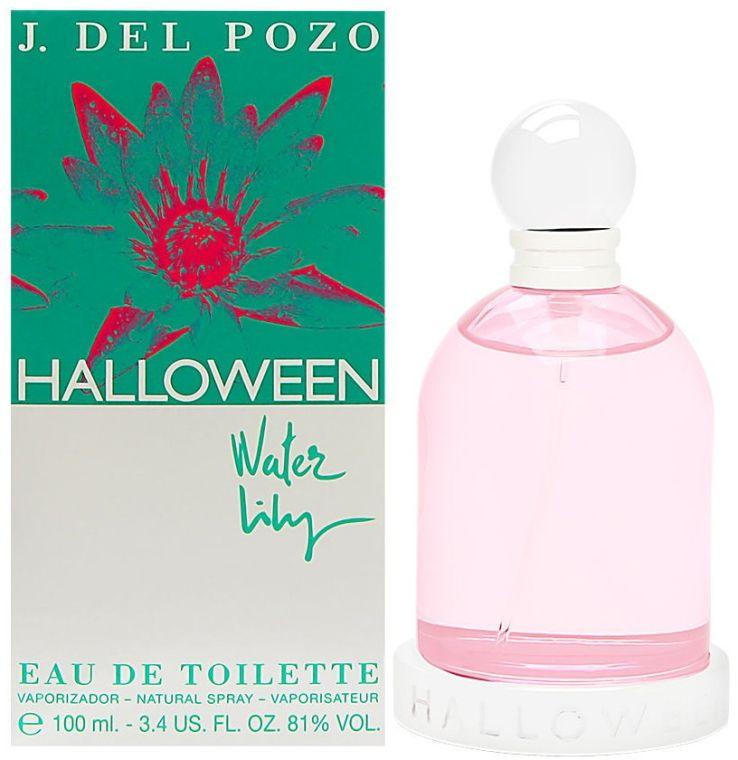Jesus Del Pozo Halloween Water Lily
