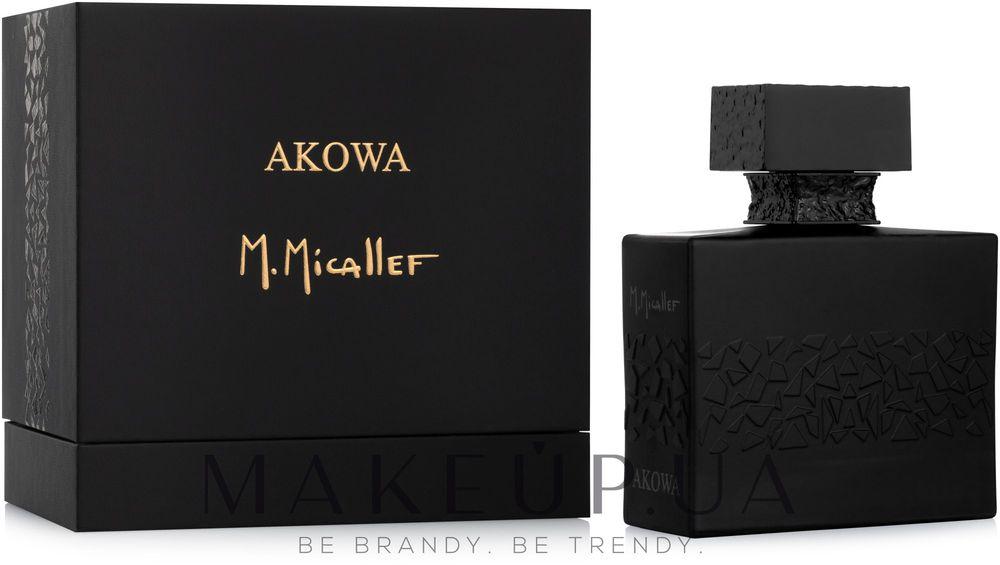 M. Micallef Akowa