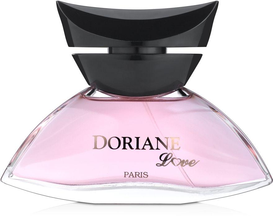 Paris Bleu Doriane Love