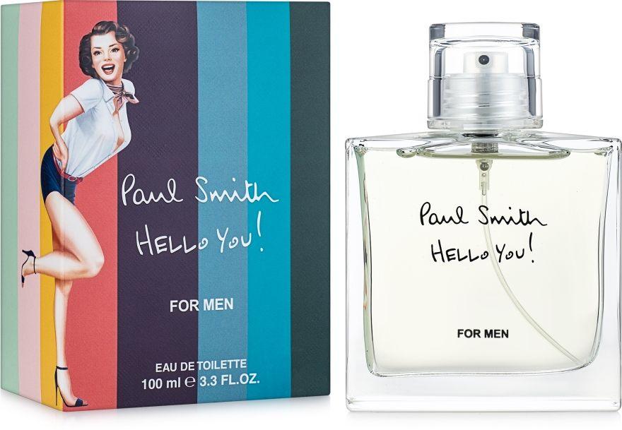 Paul Smith Hello You!