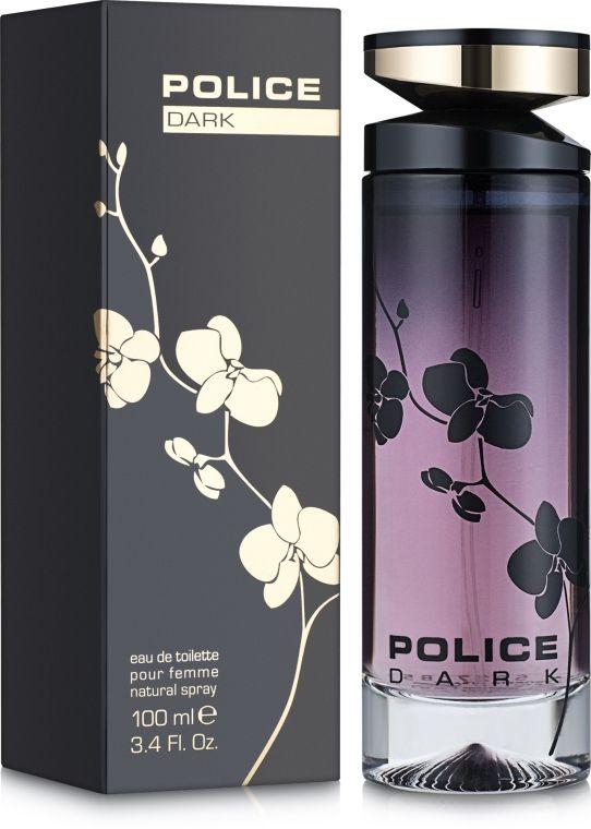 Police Police Dark Women