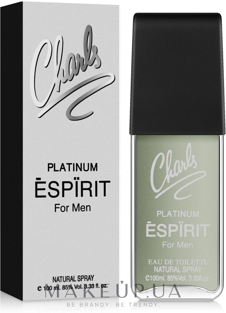 Sterling Parfums Charle Espirit
