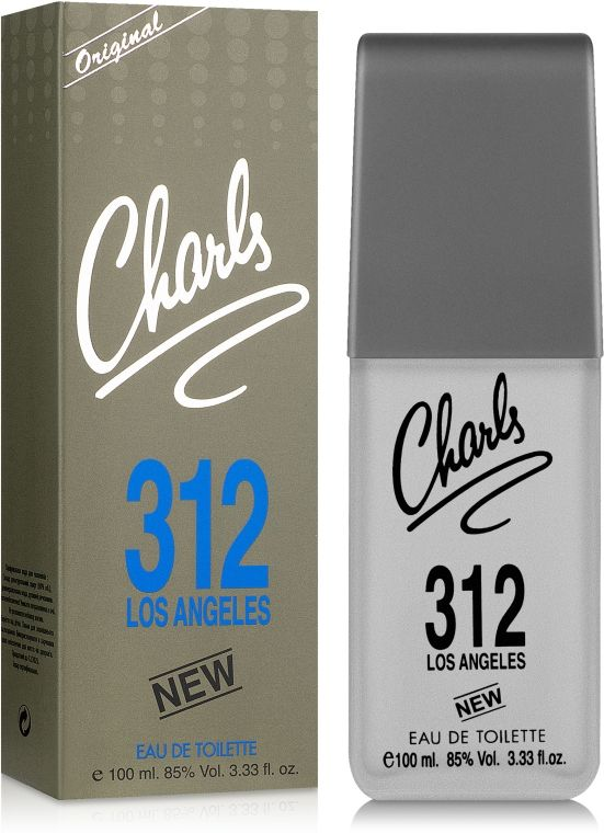 Sterling Parfums Charls 312 Los Angeles