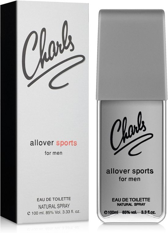 Sterling Parfums Charls Allover Sports
