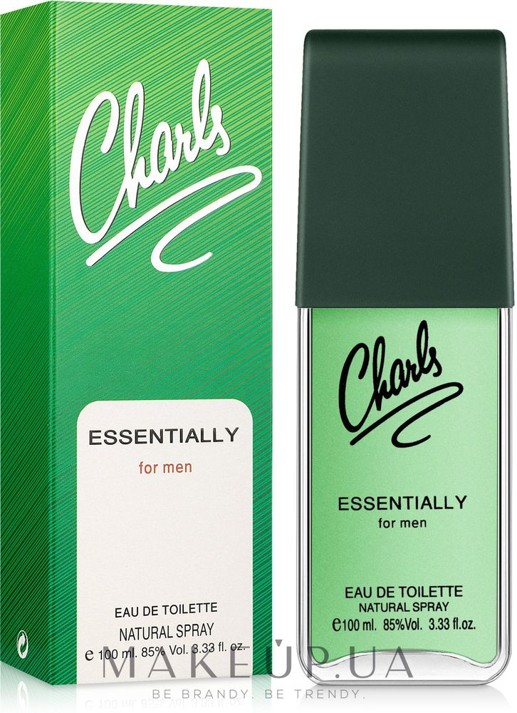 Sterling Parfums Charls Essentially