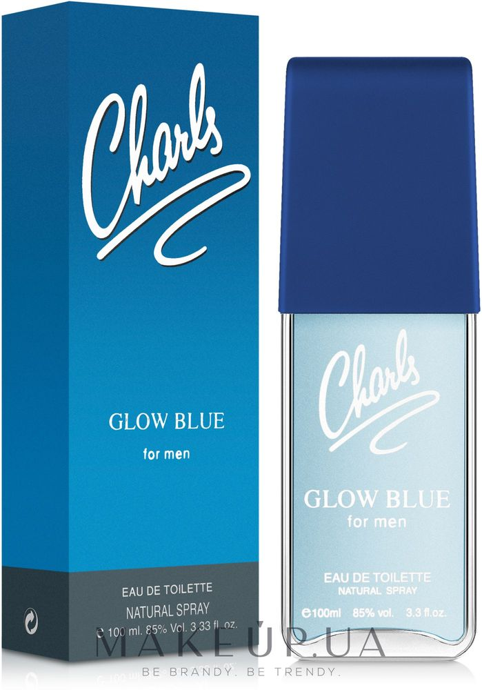 Sterling Parfums Charls Glow Blue