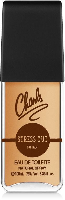 Sterling Parfums Charls Stress Out