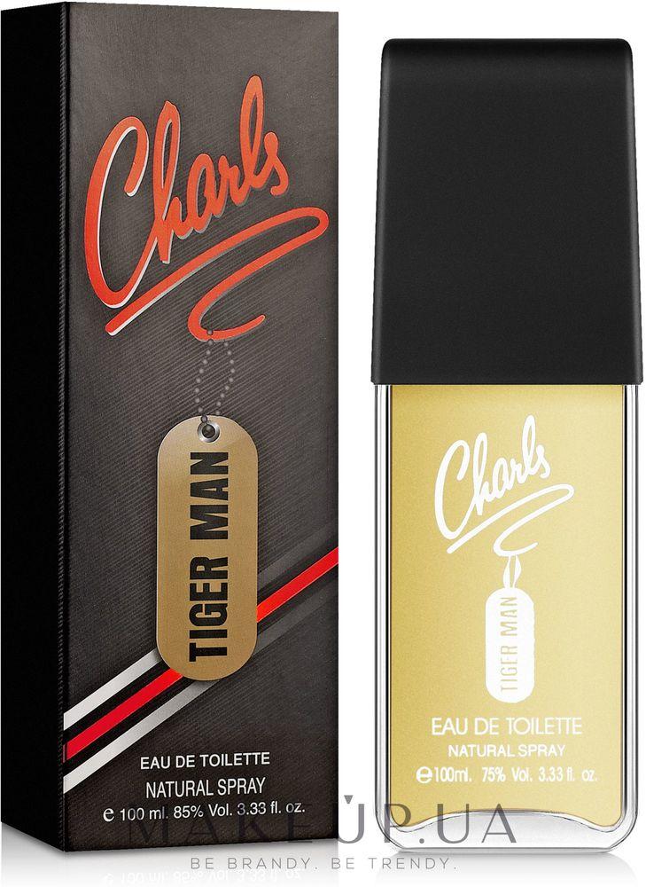 Sterling Parfums Charls Tiger Man