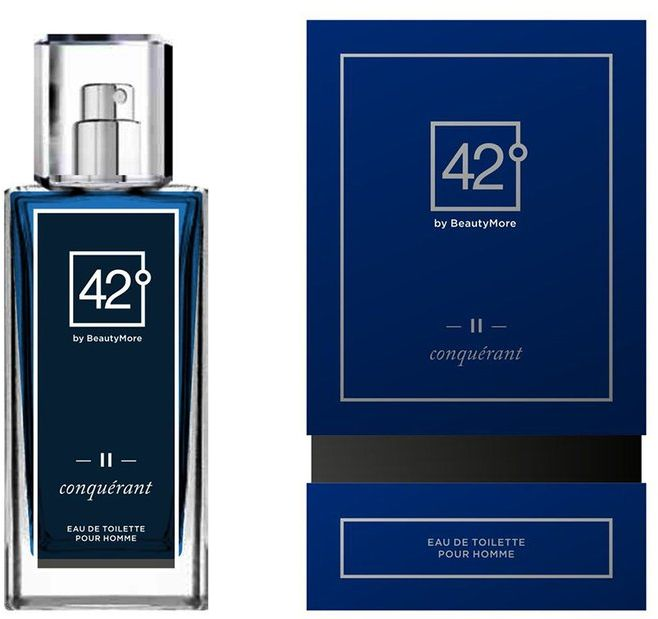 42° by Beauty More II Conquerant