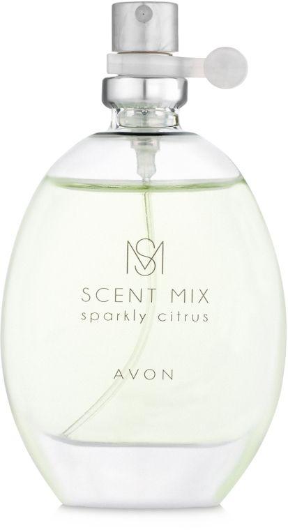 Avon Scent Mix Sparkly Citrus
