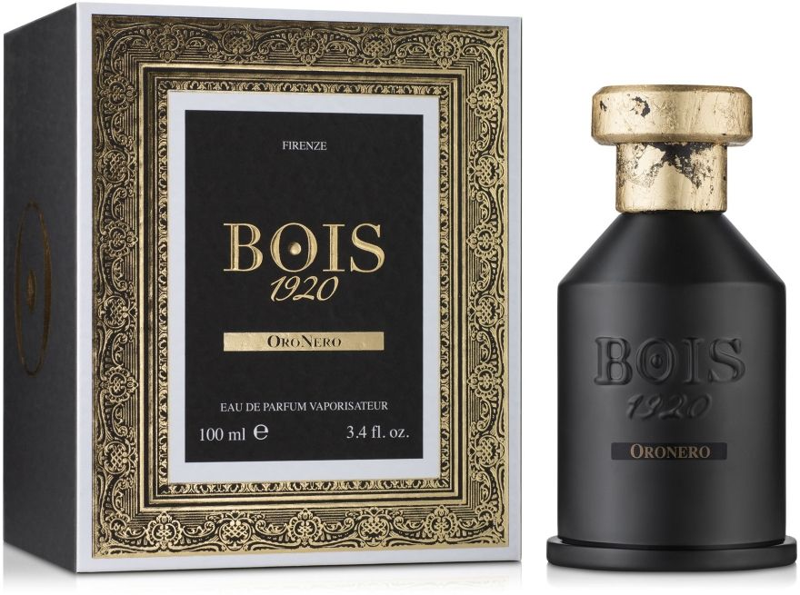 Bois 1920 Oro Nero