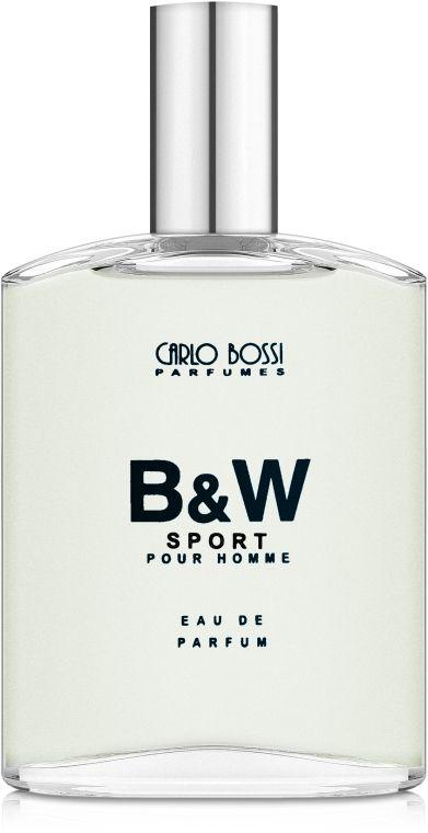 Carlo Bossi B&W Sport