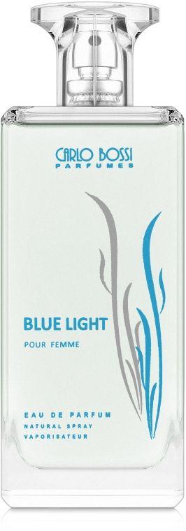 Carlo Bossi Blue Light