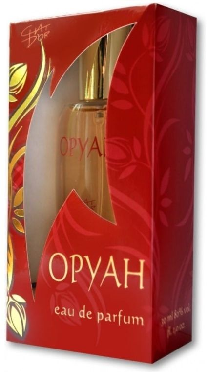 Chat D'or Opyah