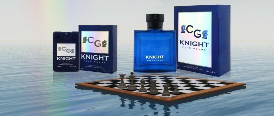 Christian Gautier Knight Pour Homme