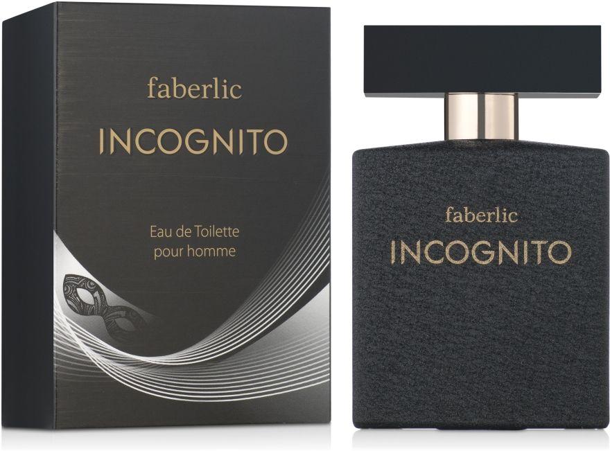 Faberlic Incognito For Men