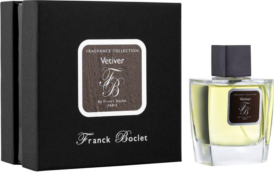 Franck Boclet Vetiver