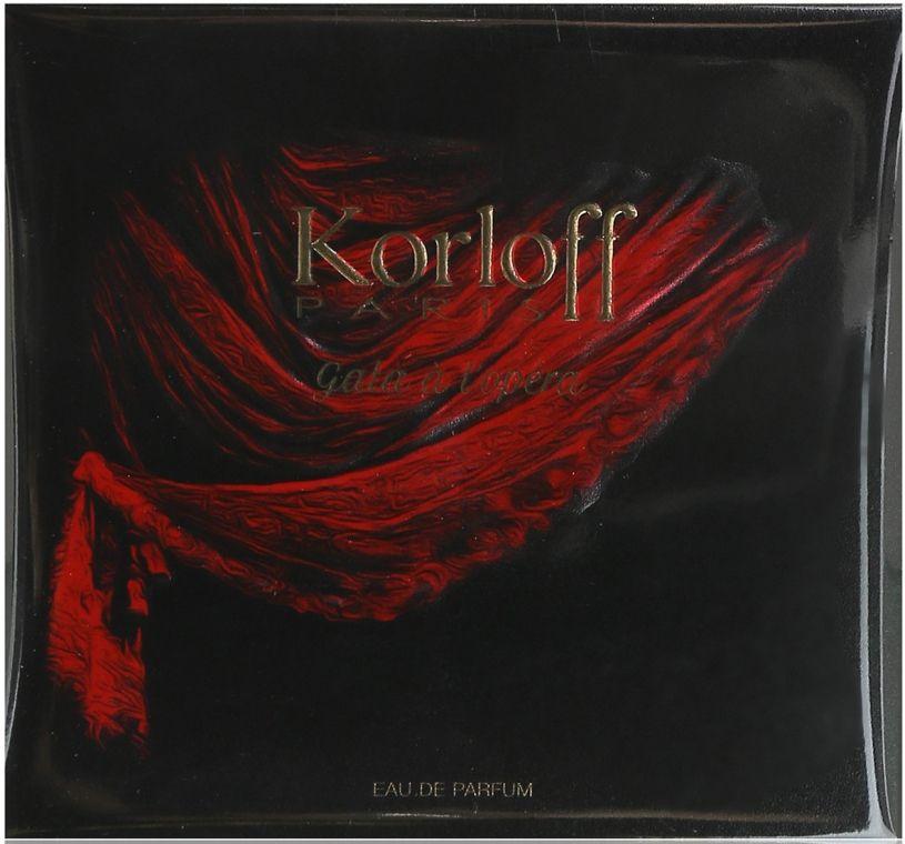 Korloff Paris Gala A L'Opera