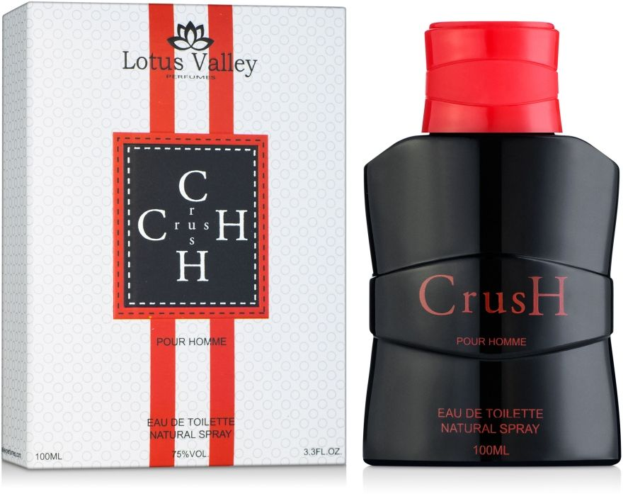 Lotus Valley Crush Pour Homme