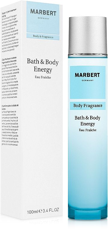 Marbert Bath & Body Energy Eau Fraiche