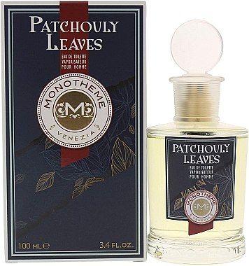 Monotheme Fine Fragrances Venezia Patchouly Leaves