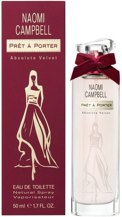 Naomi Campbell Pret a Porter Absolute Velvet