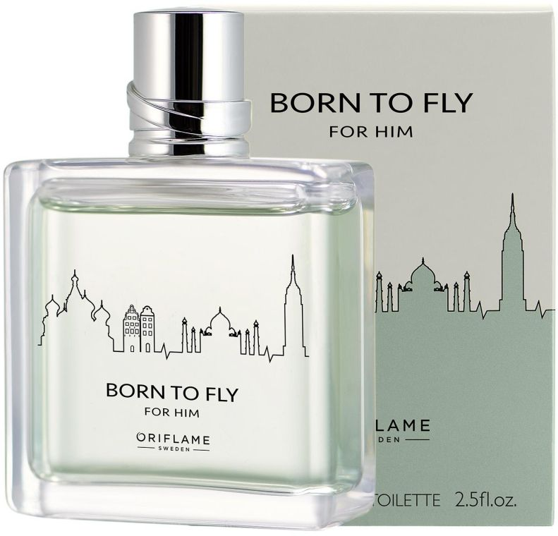 Oriflame Born to Fly For Him