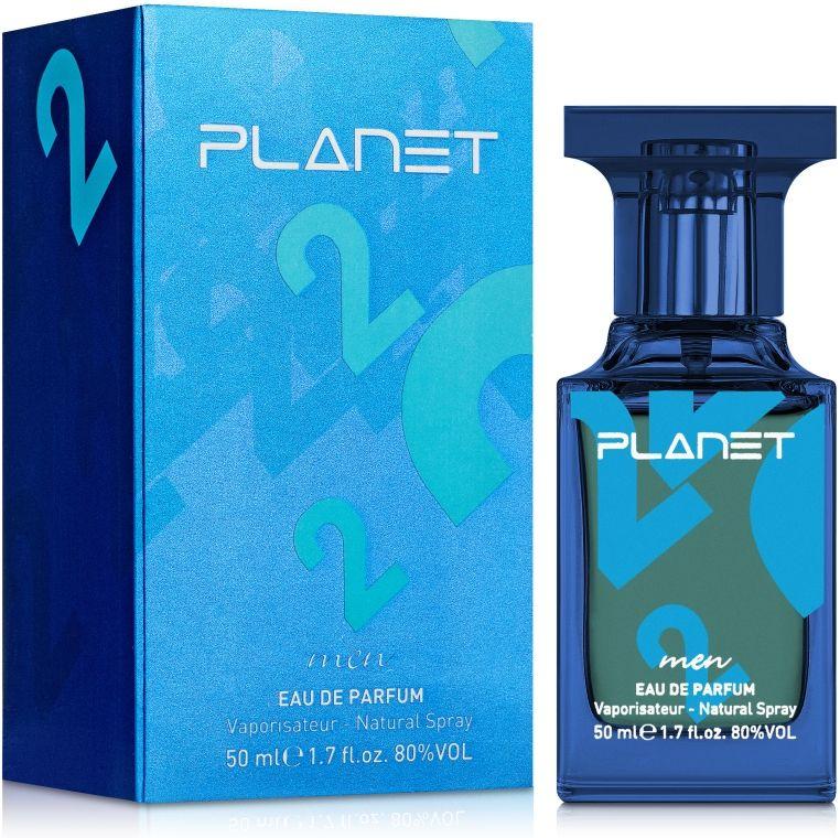 Planet Blue №2