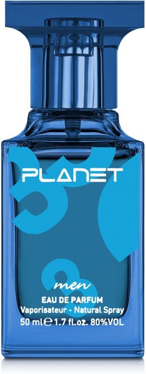 Planet Blue №3