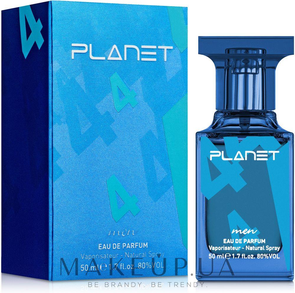 Planet Blue №4