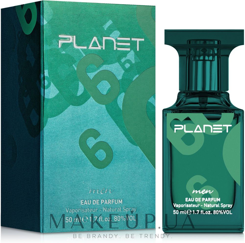 Planet Green №6