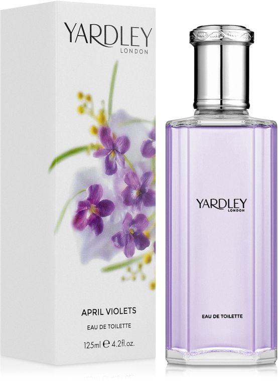 Yardley April Violets