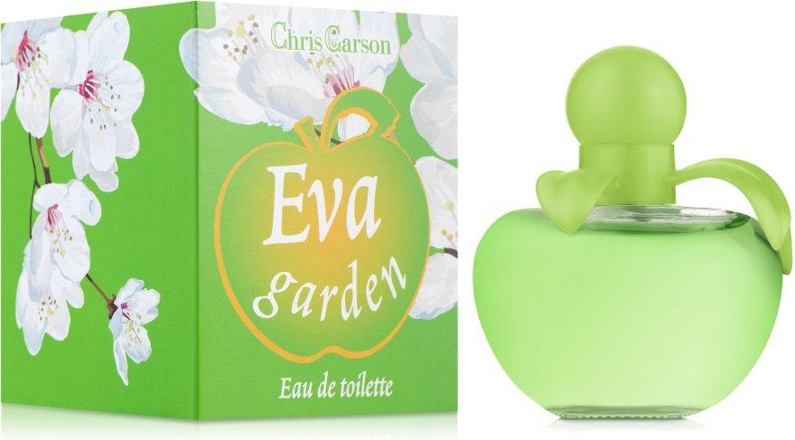 Alain Aregon Eva Garden