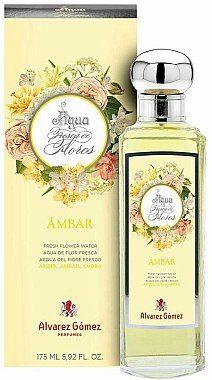 Alvarez Gomez Agua Fresca de Flores Ambar