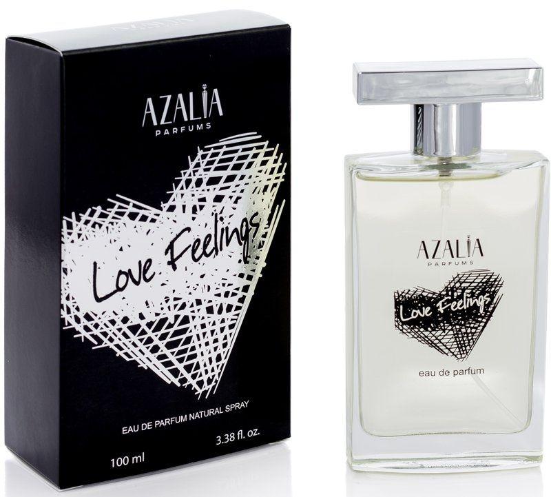 Azalia Parfums Love Feelings Silver