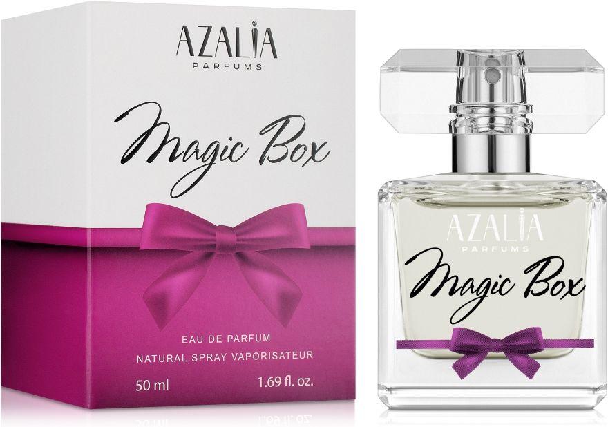 Azalia Parfums Magic Box Violet