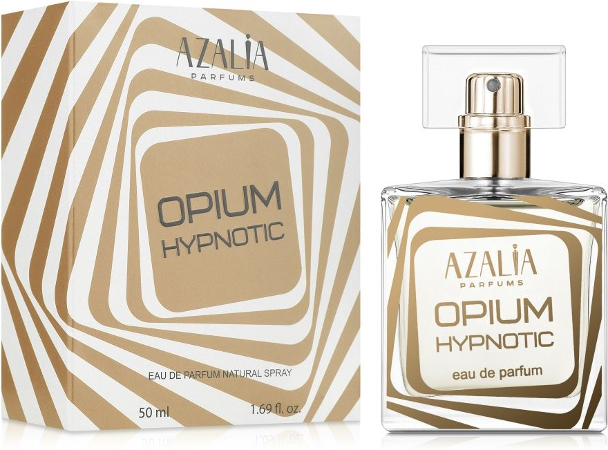 Azalia Parfums Opium Hypnotic Gold